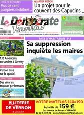 Le Démocrate Vernonnais Mars 2013