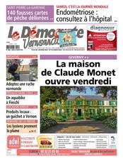 Le Démocrate Vernonnais March 2013