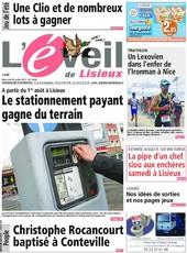 L'éveil de Lisieux Mars 2013