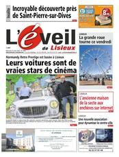 L'éveil de Lisieux March 2013