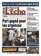 L'Echo régional Mars 2013