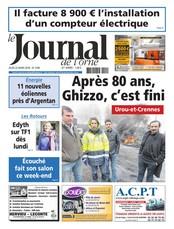 Le journal de l'Orne February 2013
