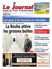 Le journal du Pays Yonnais Janvier 2013