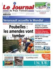 Le journal du Pays Yonnais January 2013