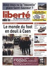 Liberté Le Bonhomme Libre Mars 2013