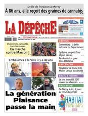 La Dépêche (Evreux) March 2013