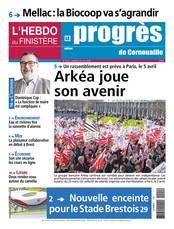 Le Progrès Courrier March 2013