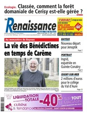 La Renaissance Le Bessin March 2013