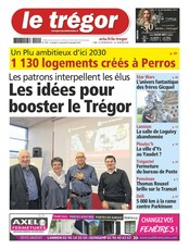 Le Trégor Janvier 2013