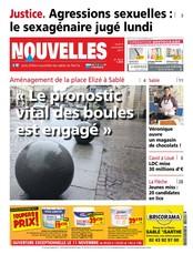 Les Nouvelles L'Echo fléchois Février 2013