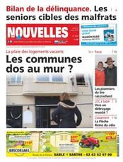 Les Nouvelles L'Echo fléchois February 2013