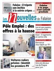 Les Nouvelles de Falaise March 2013