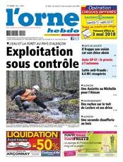L'Orne Hebdo January 2013