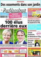 Le publicateur libre Mars 2013