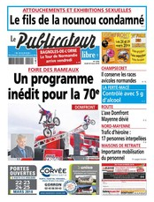 Le publicateur libre March 2013