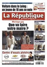 République de Seine et Marne Mars 2013