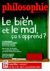 Philosophie Magazine N° 119 April 2018