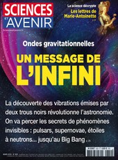 Sciences et Avenir N° 857 June 2018