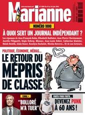 Marianne N° 1113 July 2018