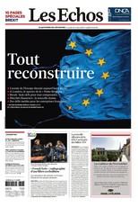 Les échos N° 716 July 2018
