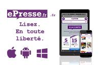 Abonnement presse numérique