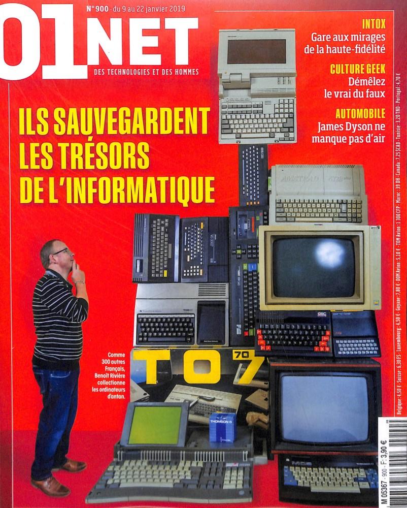 01 Net N° 900 Janvier 2019