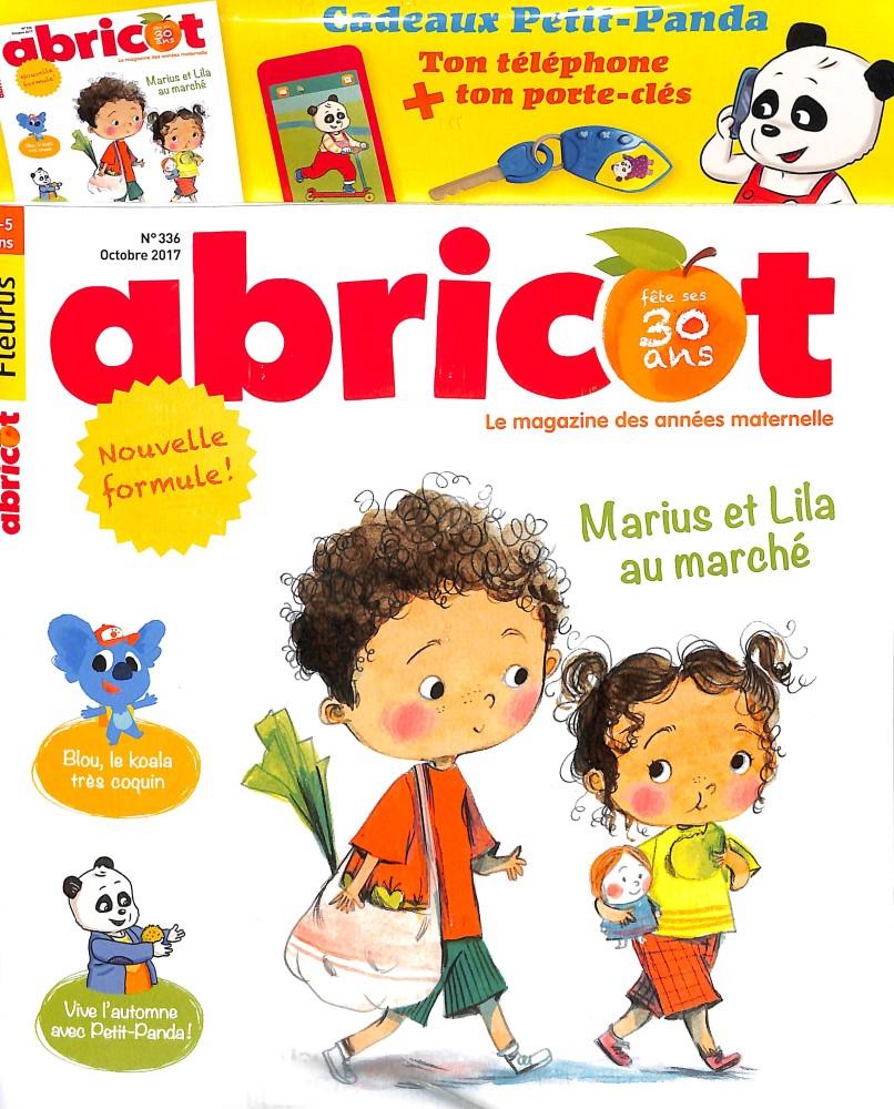 Abricot N° 336 Septembre 2017