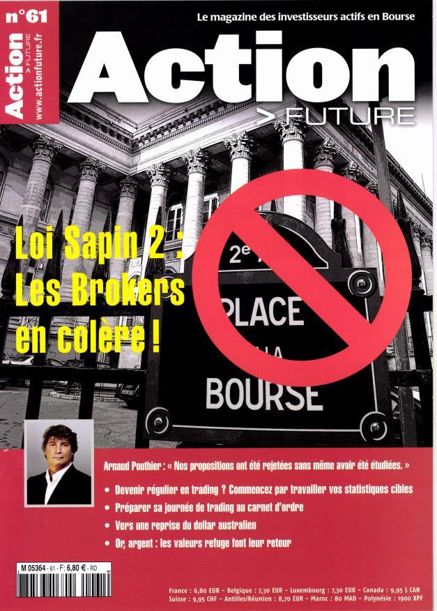 Action Future N° 61 Octobre 2016