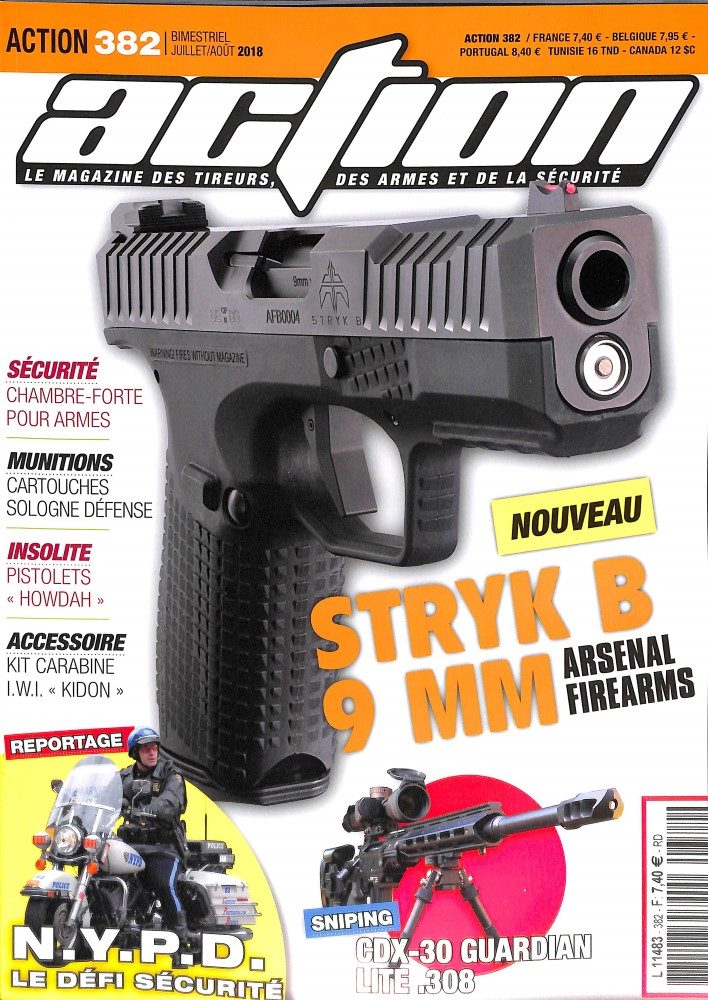 Action N° 382 July 2018