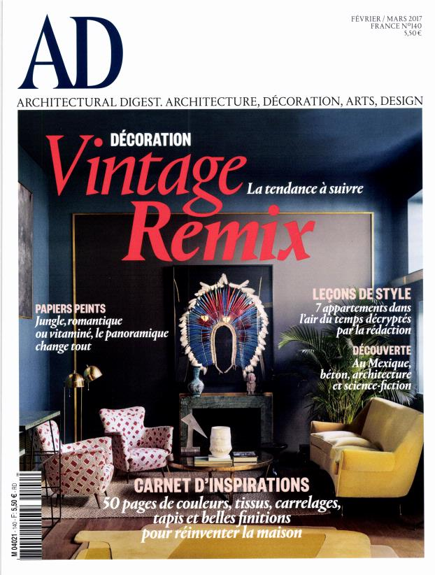 Abonnement ad architectural digest abonnement magazine for Architecture a vivre magazine