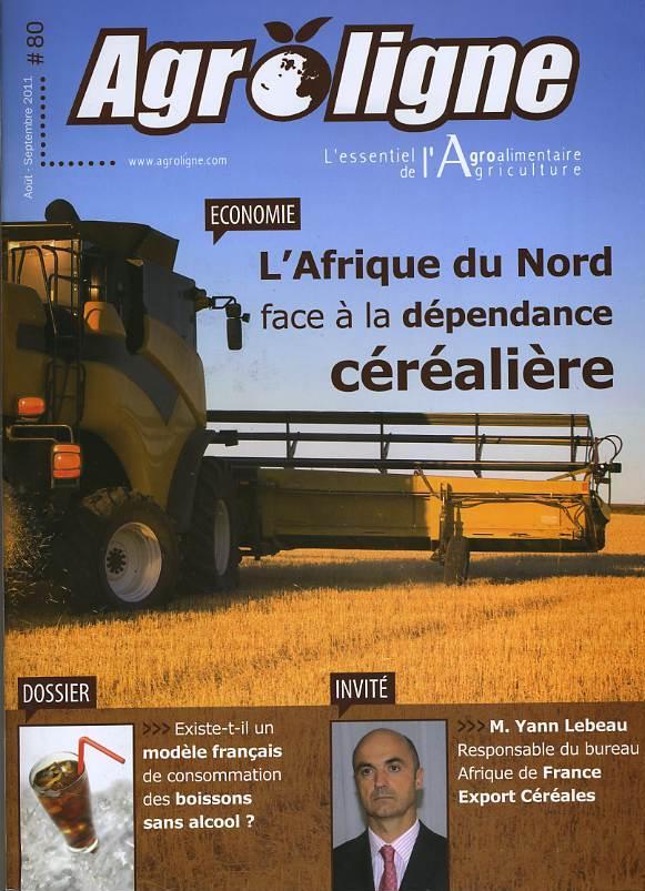 Agroligne N° 80 Décembre 2012