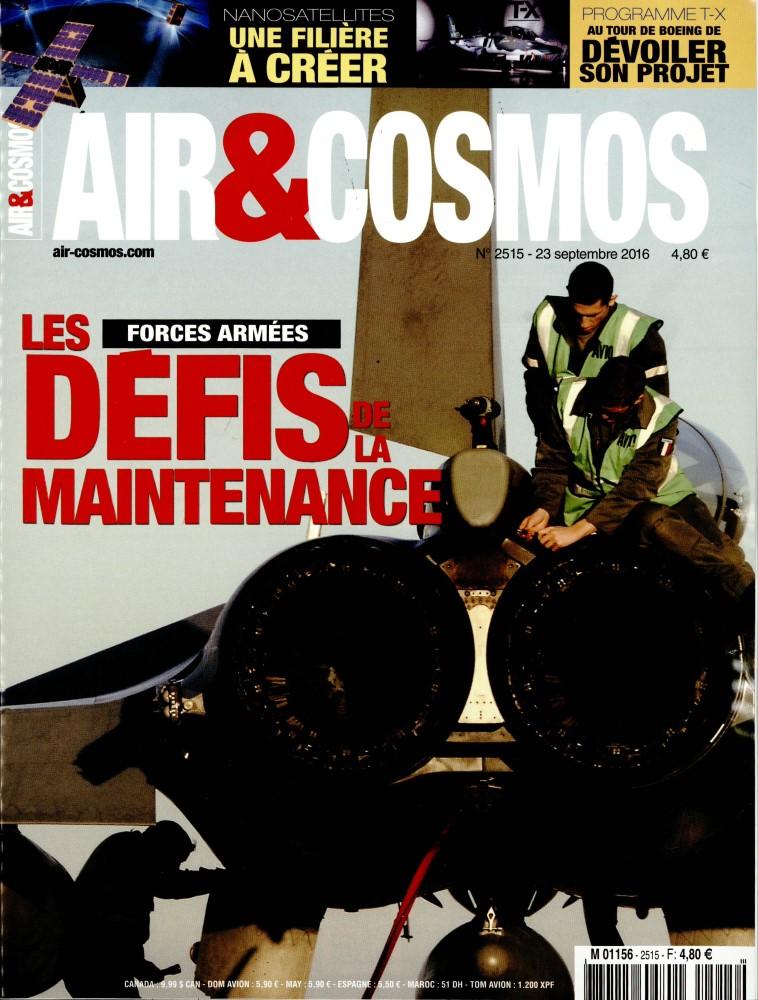 Air et Cosmos N° 2515 Septembre 2016