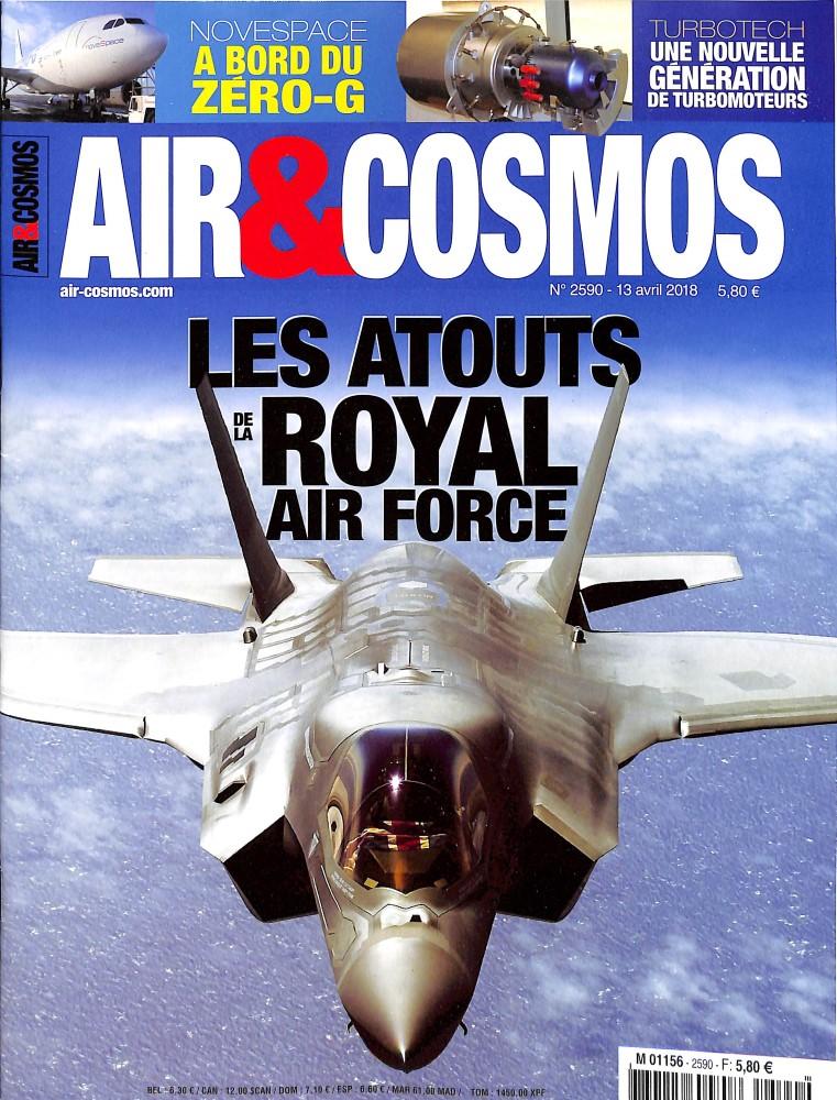 Air et Cosmos N° 2591 April 2018