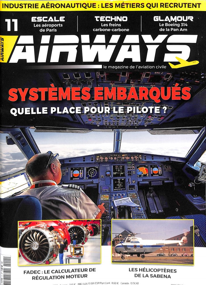 Airways N° 11 October 2018