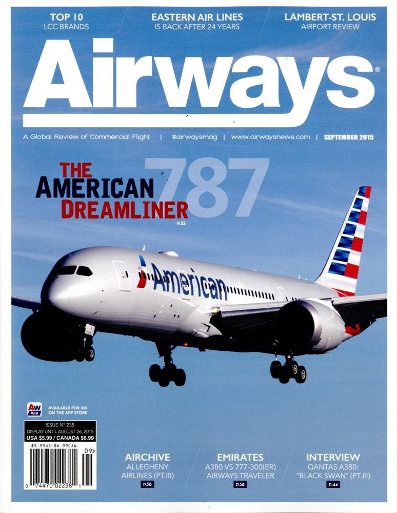 Airways N° 14 Juillet 2019