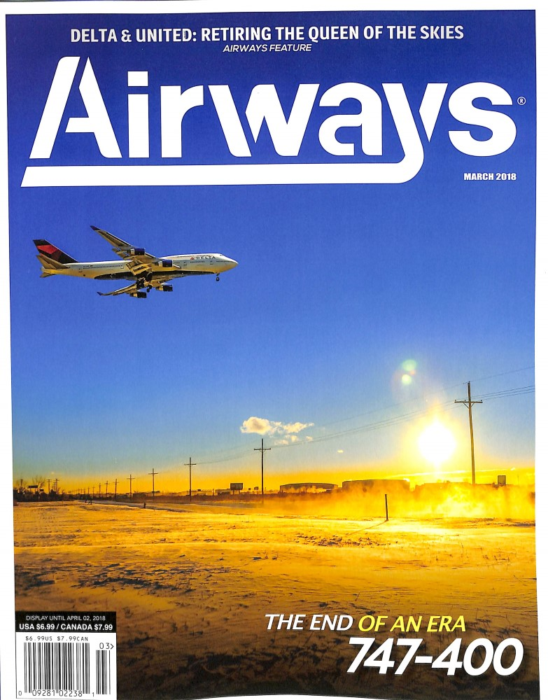 Airways N° 16 Décembre 2019