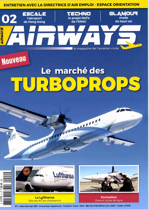 Airways N° 16 Décembre 2019