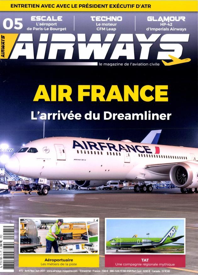 Airways N° 5 Mars 2017