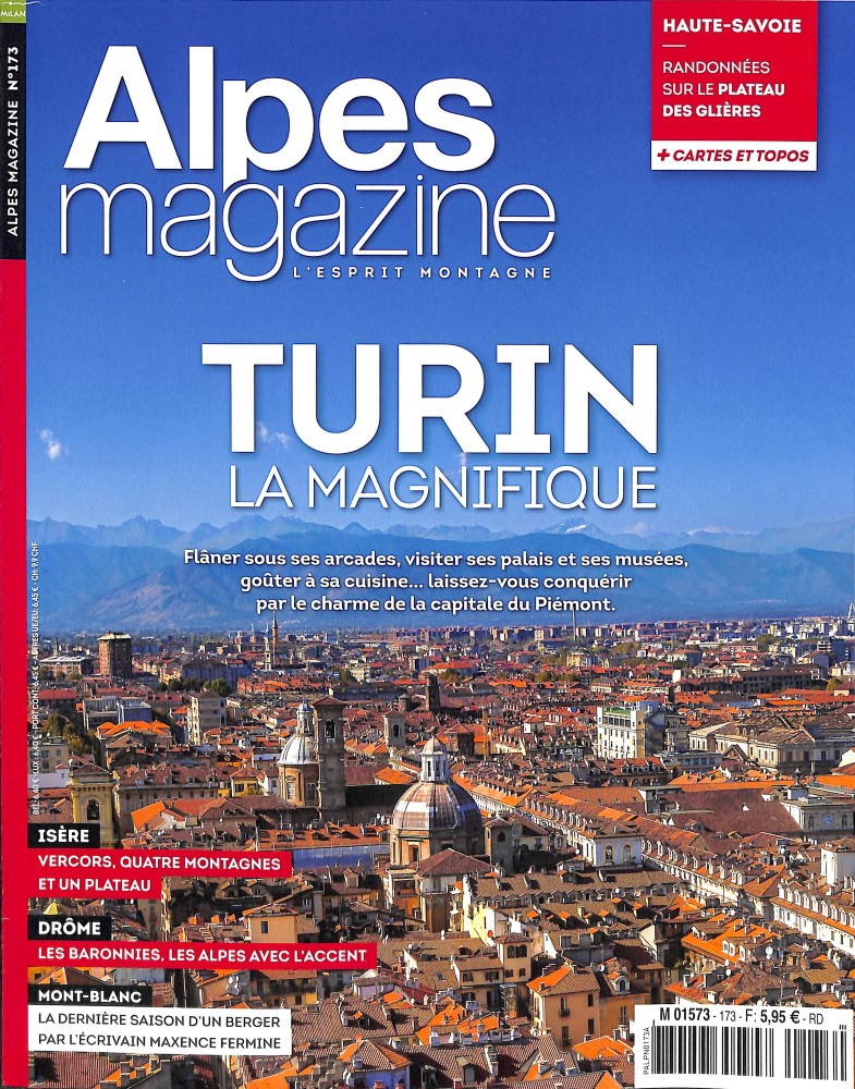 Alpes Magazine N° 173 September 2018