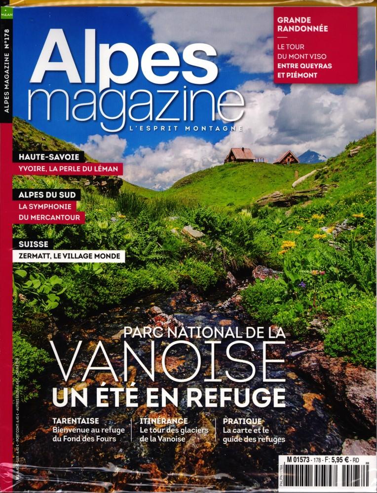 Alpes Magazine N° 178 Juillet 2019
