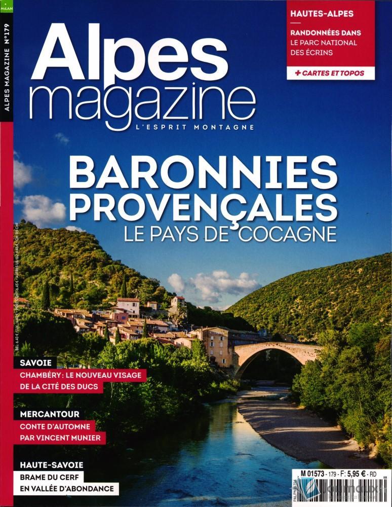 Alpes Magazine N° 179 Septembre 2019