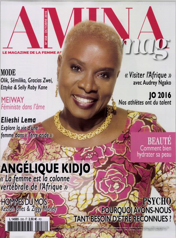 Amina N° 595 Janvier 2020