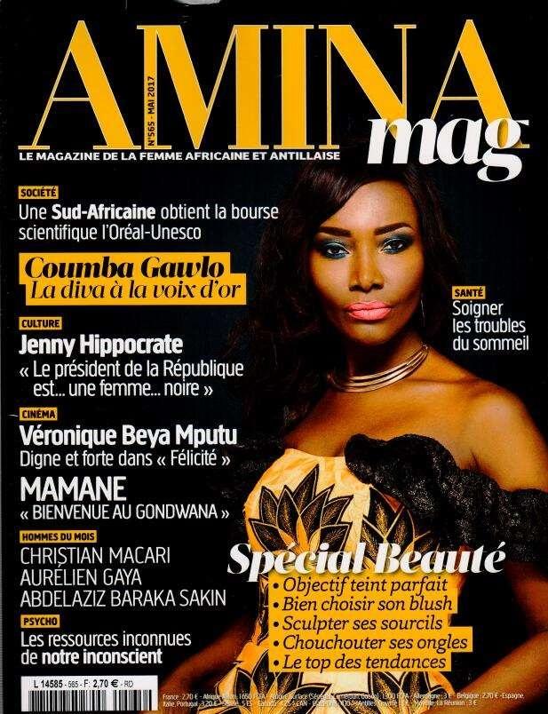 Amina N° 565 Avril 2017