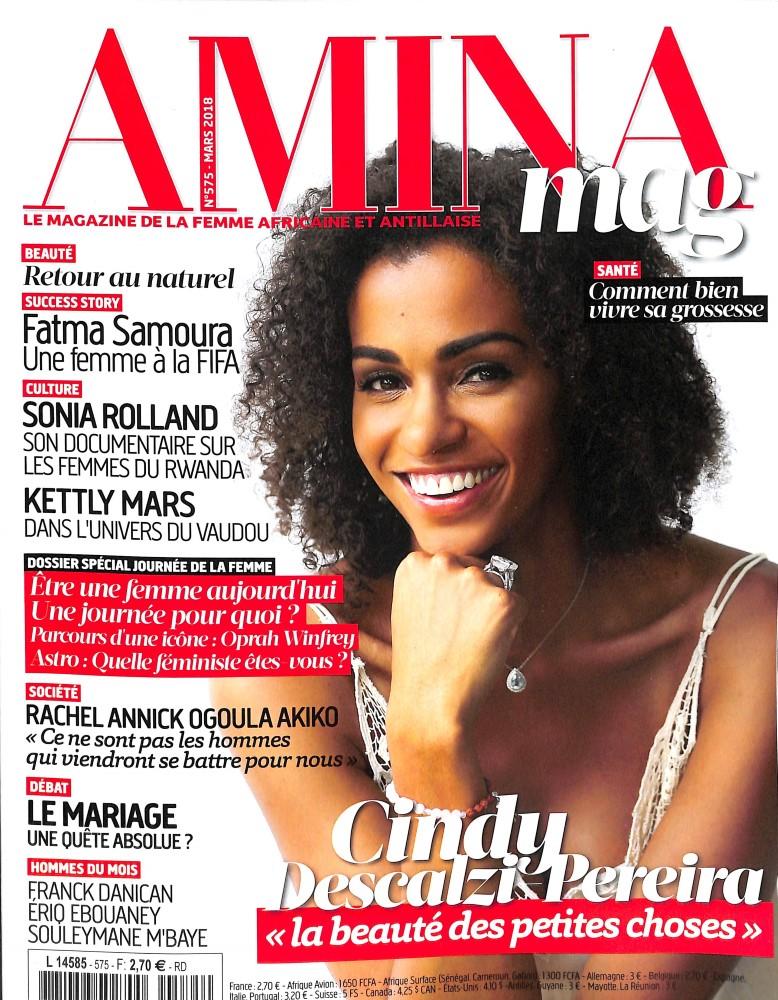 Amina N° 575 March 2018
