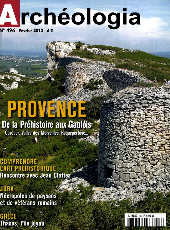 Archéologia N° 583 Janvier 2020