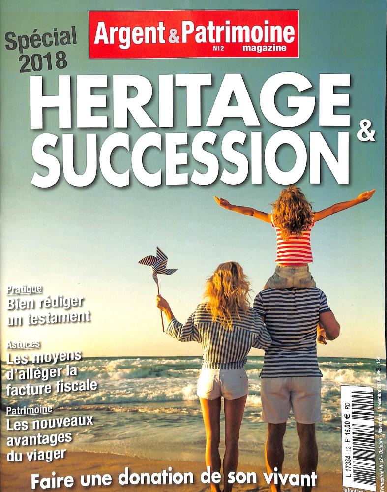 Argent et Patrimoine N° 56 July 2012