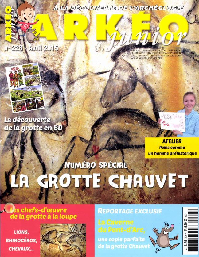 Arkéo Junior N° 255 Septembre 2017