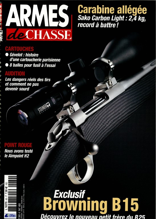 Armes de chasse N° 74 Juin 2019