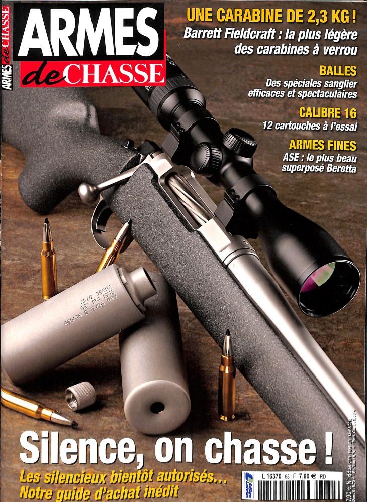 Armes de chasse N° 68 December 2017