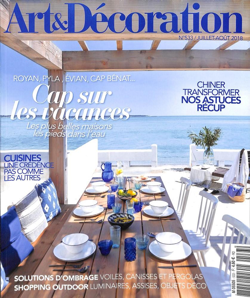 abonnement art et d coration abonnement magazine par. Black Bedroom Furniture Sets. Home Design Ideas